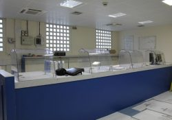 Extension of Custody Suite & new Virtual Court