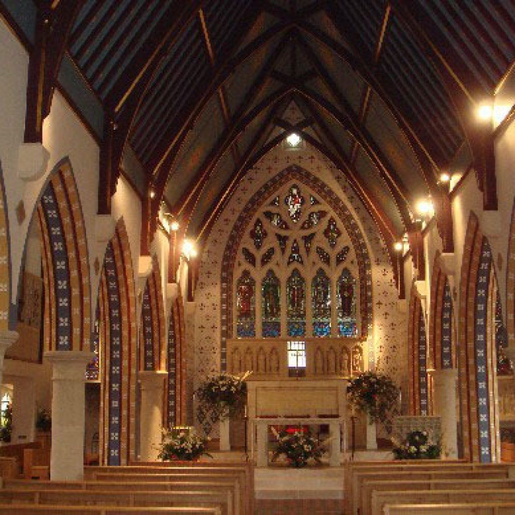 church lighting design and installation rme services