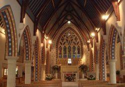 Church – Lighting, design and installation
