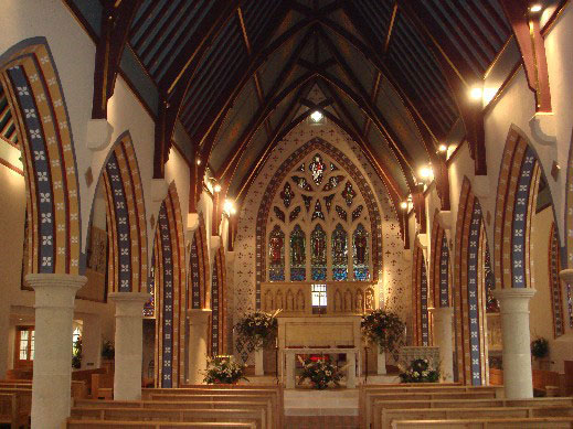 church lighting design and installation rme services. Black Bedroom Furniture Sets. Home Design Ideas