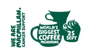 World's Biggest Coffee Morning comes to RME