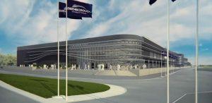 Farnborough International Exhibition & Conference Centre
