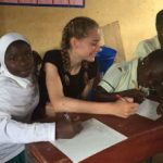 RME help with local student's Ghana Expedition